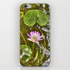 Lotus Flower iPhone & iPod Skin