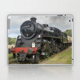 Beautiful steam train Laptop & iPad Skin