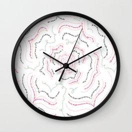 My Life Lyn Hejinian  Wall Clock