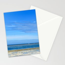 BLUES she is an artist. Stationery Cards