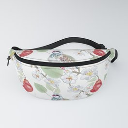 Partridge in a Pear Tree Fanny Pack