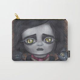 Young Poe Carry-All Pouch