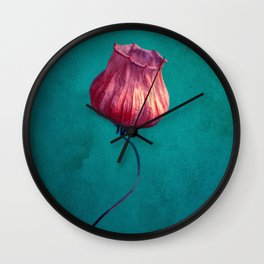 Miss Lampion Wall Clock