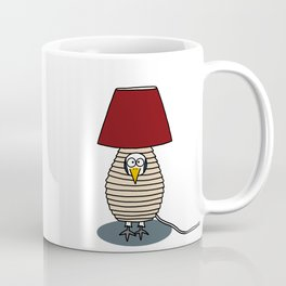 Eglantine la poule (the hen) disguised as a lampe. Coffee Mug