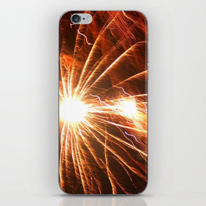 Firework iPhone Skin