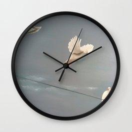 La coppia Perfetta? Wall Clock