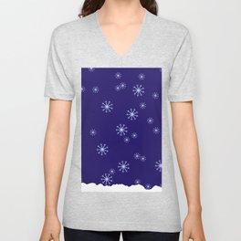 A Winter's tale Unisex V-Neck