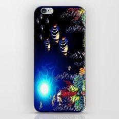 Deep Blue 3 iPhone & iPod Skin
