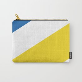 Mediterranean Sailing boat Carry-All Pouch
