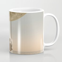 DREAM BIG/MOON CHILD SWING Coffee Mug
