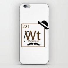 My Dear Watson is Elementary iPhone & iPod Skin