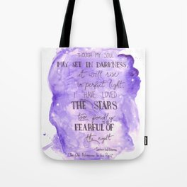 The Old Astronomer Tote Bag