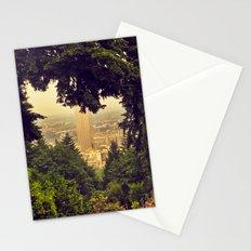 I heart Portland Stationery Cards