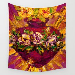 Sacred love II Wall Tapestry
