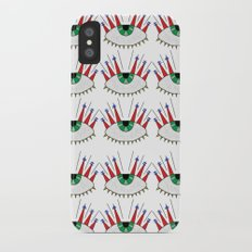 eye^15 iPhone X Slim Case