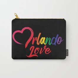 Heart Orlando Love Carry-All Pouch