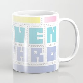 Thriven and Thro Excellent Coffee Mug