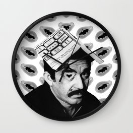 Gabriel García Márquez Wall Clock