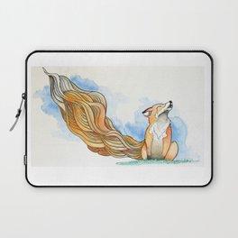 *Fox Noises* Laptop Sleeve