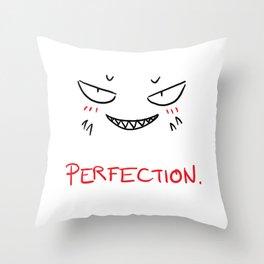 erik lehnsherr sharkie Throw Pillow