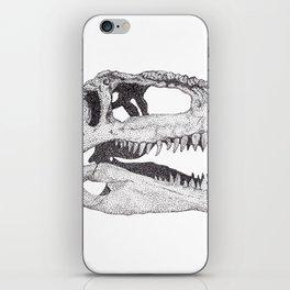 The Anatomy of a Dinosaur II - Jurassic Park iPhone Skin