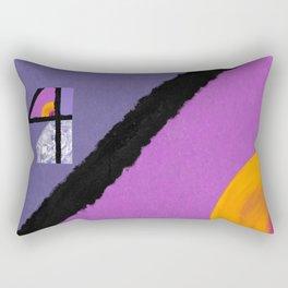 Diamond Four Rectangular Pillow
