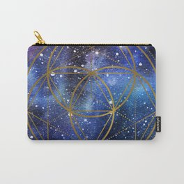 Space mandala Carry-All Pouch