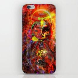 Queen of Bleeding Hearts iPhone Skin