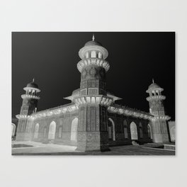 Baby Taj Mahal Inverted Canvas Print
