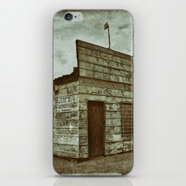 Tire and Lube iPhone Skin