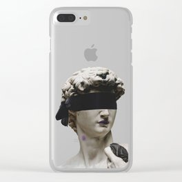 Gag Clear iPhone Case