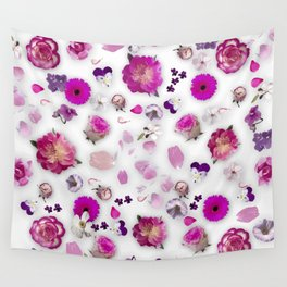 Flower potpourri Wall Tapestry