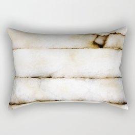 Weathered Alabaster Rectangular Pillow