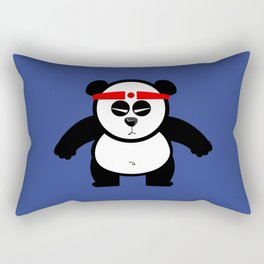 PANDACTION Rectangular Pillow