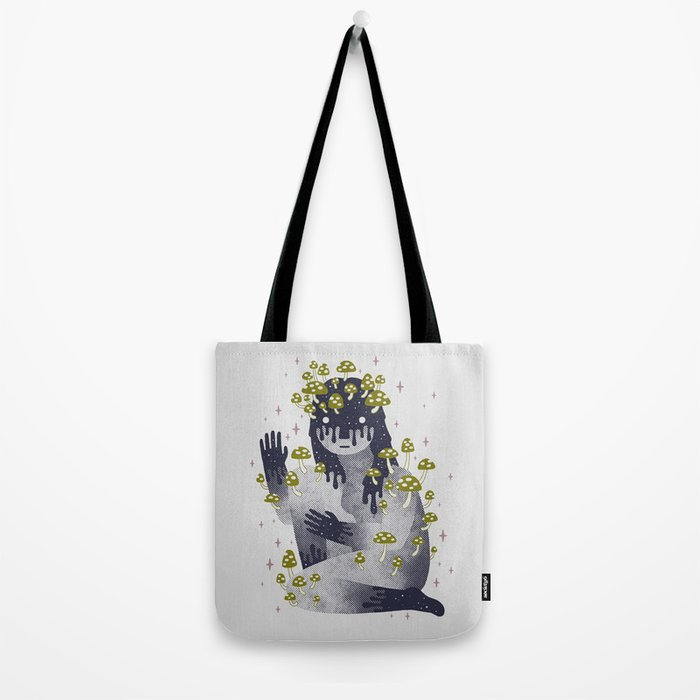Celestial Decay Tote Bag