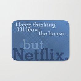 But Netflix Bath Mat
