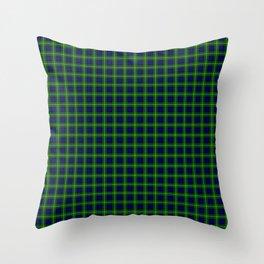 Gordon Tartan Plaid Throw Pillow