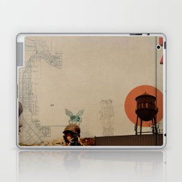 WaterTower Laptop & iPad Skin