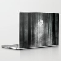 justin timberlake Laptop & iPad Skins featuring Dark by Viviana Gonzalez