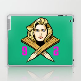 '92 Slayer  Laptop & iPad Skin