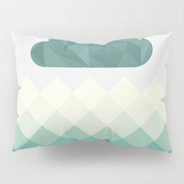 Sea Polygons Pillow Sham