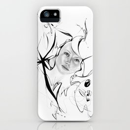 Line 4 iPhone Case