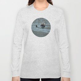 Sea Otter Fellow Long Sleeve T-shirt