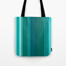 Stripes in colour 13 Tote Bag