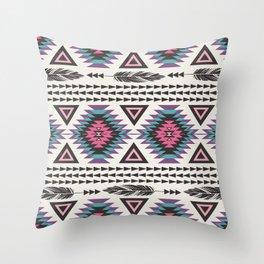 Tribal Spirit Throw Pillow