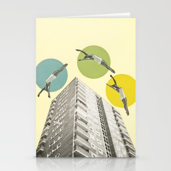 High Flyers Stationery Cards