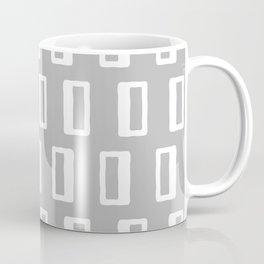Chad Pattern Grey 22 Coffee Mug