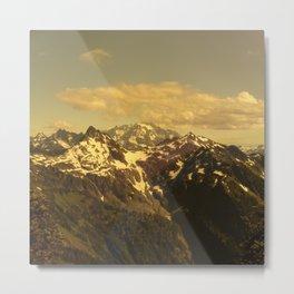 Mt. Shuksan Metal Print