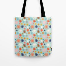 Flashbulbs Tote Bag