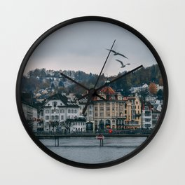 movement in time Wall Clock